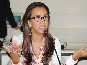 Marília Góes PDT amapá (Foto: Jaciguara Cruz/Decom/Alap)