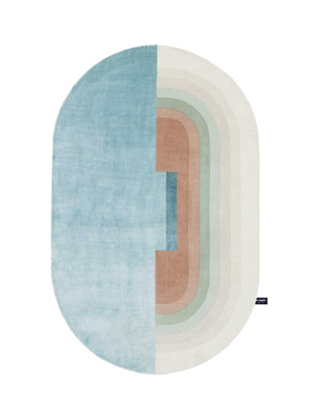 Giudecca, design Zanellato/Bortotto para cc tapis (Foto: Divulgação)