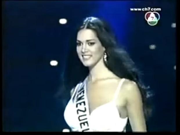 Monica Spear, Miss Venezuela (Foto: Youtube / Reprodução)