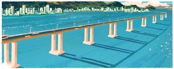22-doodle-google-42-aniversario-inauguração-ponte-rio-niteroi (Foto: Reprodução/Google)
