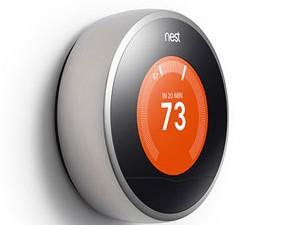 Nest, empresa do termostato de mesmo nome (foto), foi comprada pelo Google