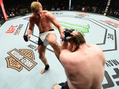 Alexander Volkov x Roy Nelson UFC Kansas City (Foto: Getty Images)