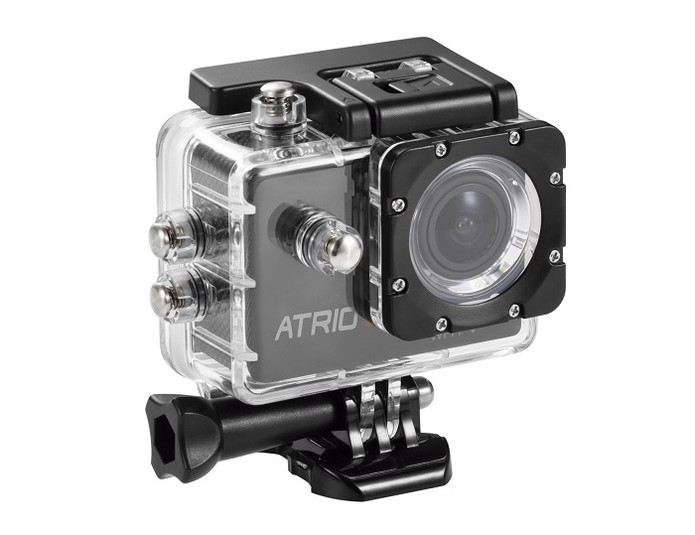 Atrio Fullsport Cam vem com sete acessórios extras (Foto: Divulgação/Multilaser)