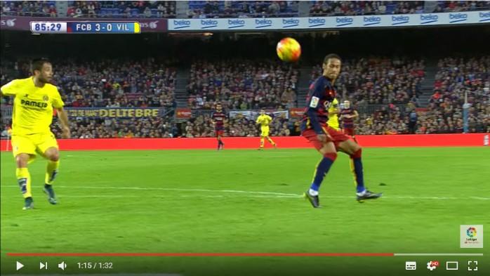 Neymar Barcelona blog