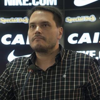Eduardo Ferreira Corinthians (Foto: Daniel Augusto Jr / Agência Corinthians)
