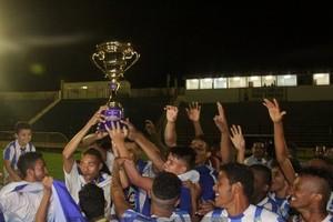 Dom Bosco, campeão, Copa FMF sub-21 (Foto: Assessoria/FMF)