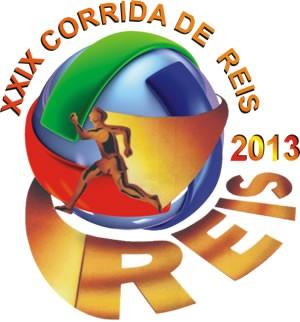 Logo Corrida de Reis 2013 (Foto: Arte/Globoesporte.com)