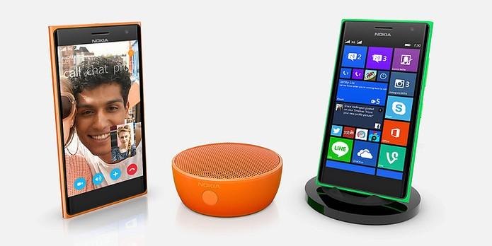 Lumia 730 promete oferecer ótimo custo benefício ao usuário e selfies de tirar o fôlego (Foto: Divulgação/Microsoft)