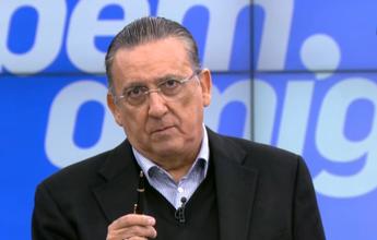 Galvão Bueno cobra presença de Del Nero em reunião da Fifa no dia 20