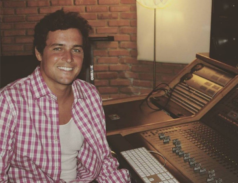 Felipe Dylon lana mais um single, 'Para Tudo' (Foto: Divulgao)