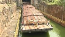 Barcaças voltam a passar pela hidrovia Tietê-Paraná  (Reprodução / TV TEM)