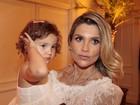 Famosos comemoram a chegada de 2013 em hotel na Zona Sul do Rio