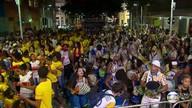 Nações de maracatu ensaiam para apresentação especial