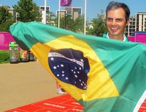 rodrigo pessoa olimpiadas londres 2012 (Foto: Gabriele Lomba/ GLOBOESPORTE.COM)
