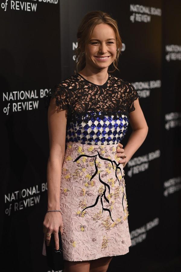 A atriz Brie Larson (Foto: Getty Images)