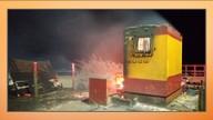 Quatro postos de salva-vidas são incendiados em Florianópolis