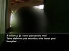 Mãe e padrasto são apreendidos por morte de bebê em Carapebus, no RJ