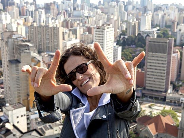 """A cantora Zélia Ducan, uma das atrações do show """"Toca Raul"""", evento em homenagem ao cantor baiano, que acontece nos domingos (21 e 28) no Centro Cultural Banco do Brasil (Foto: Gal Oppido/Divulgação)"""