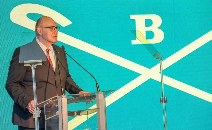 Luiz Roberto Giugni presidente da confederação brasileira de hipismo (Foto: Luis Ruas/CBH)