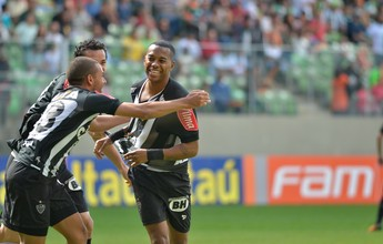 Galo bate Coelho pela primeira vez em 2016 e sobe na tabela do Brasileirão