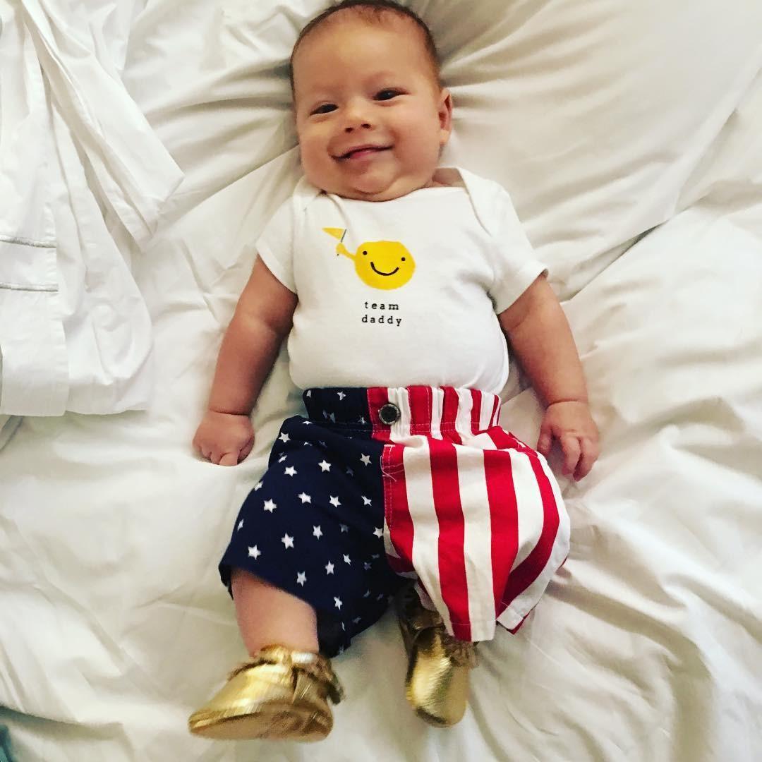 O pequeno Boomer Phelps (Foto: Reprodução/Instagram)