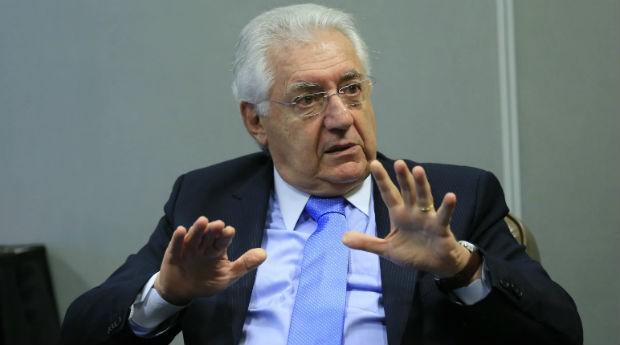 Guilherme Afif Domingos, presidente do Sebrae (Foto: Charles Damasceno)