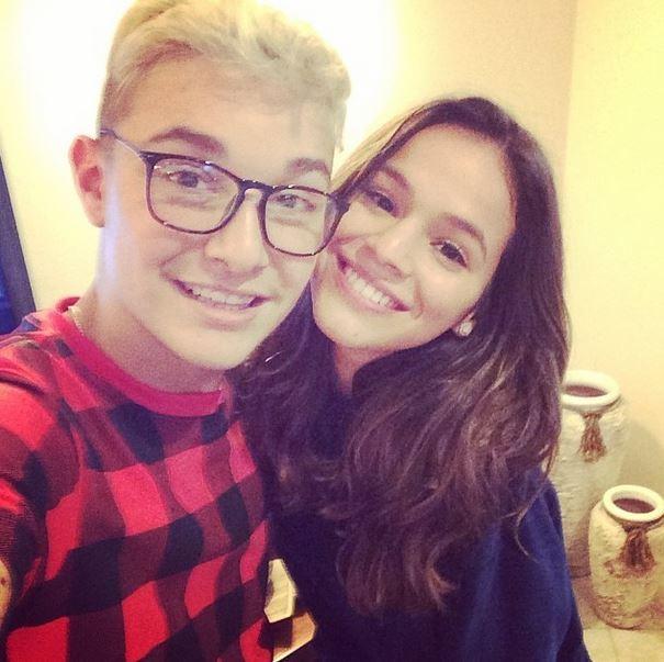 Bruna Marquezine e MC Gui (Foto: Instagram / Reprodução)