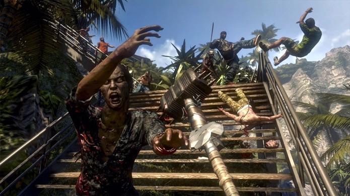 O primeiro Dead Island dividiu jogadores mas firmou-se como uma franquia de peso (Foto: Reprodução/Cinema Blend)