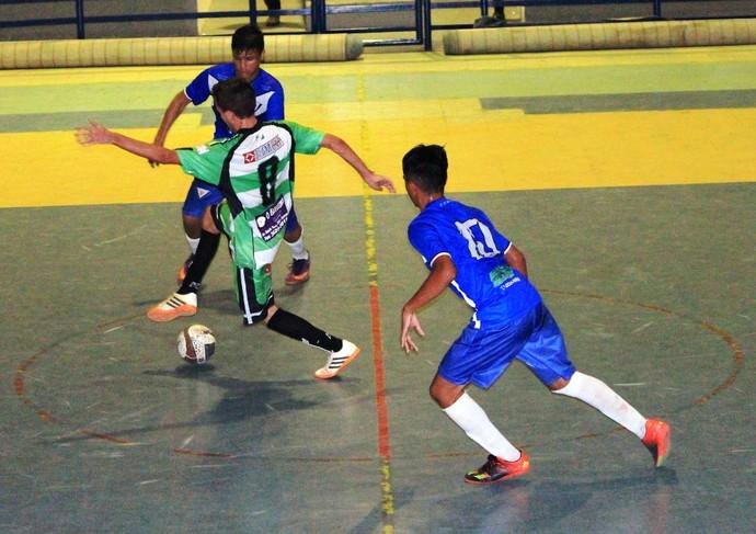 Final do Estadual Sub-15 - Vivaz 8 x 2 Independente (2º jogo) (Foto: Imagem/Tércio Neto)