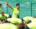 Dudu tem proposta do futebol japonês  e deve ser emprestado pelo Figueira