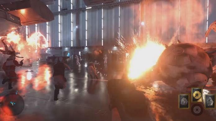 Death Star tem o melhor mapa de Star Wars Battlefront (Foto: Divulgação/EA)