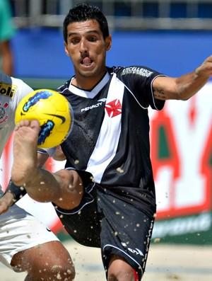 Jorginho, Vasco futebol de areia (Foto: Divulgação / Inovafoto)