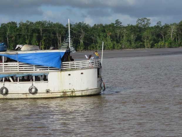 Arquipélago do Bailique, estado do Amapá