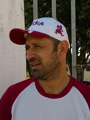 Rogério Henrique Alves, treinador CAP, Patrocinense (Foto: Renato Oliveira/Difusora 560 AM)