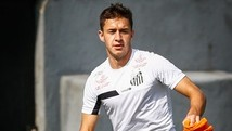Ronaldo Mendes assume papel de Marquinhos Gabriel (Ricardo Saibun/Santos FC)