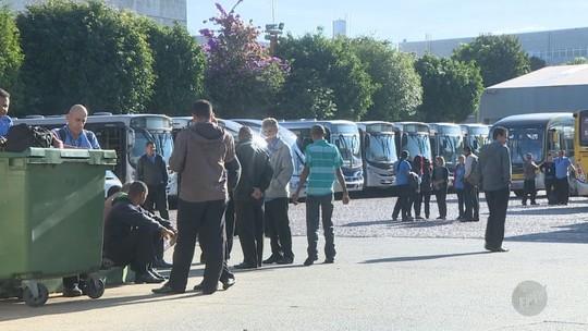 Ônibus voltam a circular em Indaiatuba após pagamento de salários dos funcionários