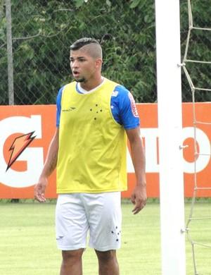 Judivan Treino Cruzeiro (Foto: Lucas Borges)