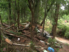 Número de pessoas atingidas pelas chuvas no Paraná passa de 8,6 mil