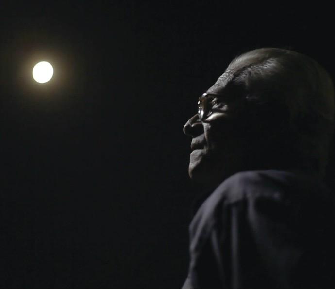 Professor Silvestre compartilhou sua paixão pelo universo com a criação de Observatório (Foto: Divulgação)