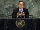 Chefe da ONU faz apelo à paz ao inaugurar Assembleia Geral em NY