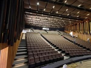 Teatro do CIC foi todo reformado (Foto: Divulgação/FCC)