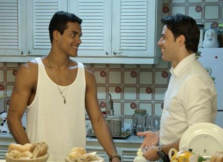 Ivan e Sérgio fazem novos planos juntos