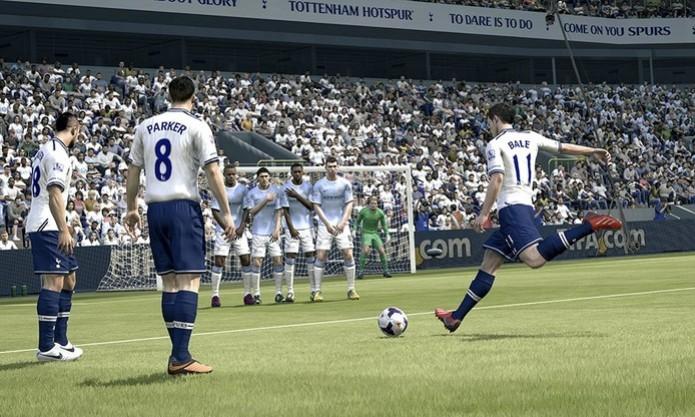 Aprenda a realizar as atividades do Jogos de Habilidades de Fifa 14 (Foto: Divulgação)