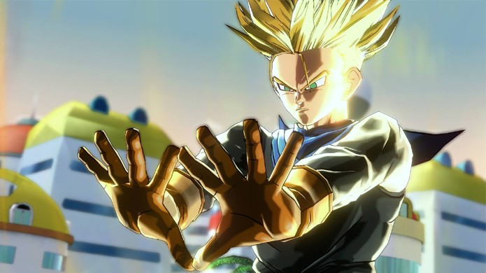 Trunks de Dragon Ball GT estará no primeiro DLC de Dragon Ball Xenoverse (Foto: Sayan Island)