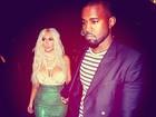 Kim Kardashian escolhe fantasia de sereia decotada para Halloween