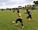 Alessandro marca em treino e pode reforçar o Bahia na quinta-feira
