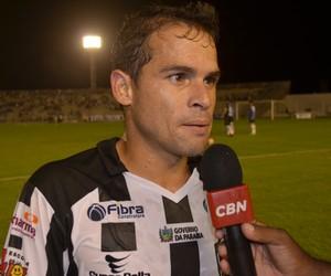 Doda, Botafogo-PB (Foto: Amauri Aquino / GloboEsporte.com)
