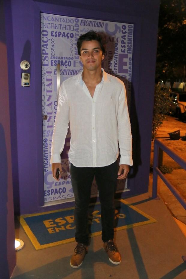 Rodrigo Simas (Foto: Fabio Moreno/Agnews)