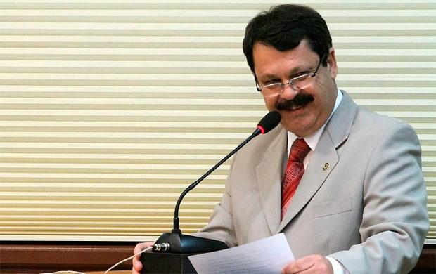 Ricardo Motta, presidente da Assembleia Legislativa do RN (Foto: Canindé Soares)