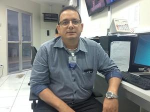 Prefeito de Mucajaí, Josué Paneque, nega acusações de Lacerda e afirma que vai processar ex-vice-prefeito por calúnia e difamação (Foto: Emily Costa/ G1 RR)